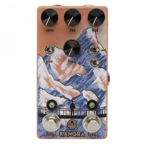 Pédale overdrive / distortion / fuzz Walrus KANGRA