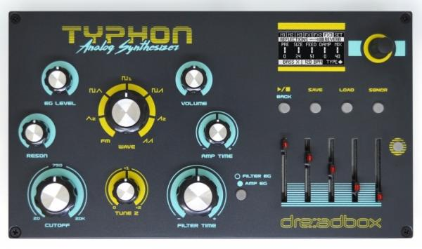 Expandeur Dreadbox TYPHON