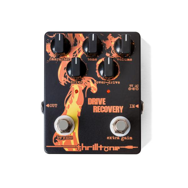 Pédale overdrive / distortion / fuzz Thrilltone Drive Recovery