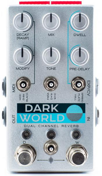 Pédale reverb / delay / echo Chase bliss audio Dark World Reverb