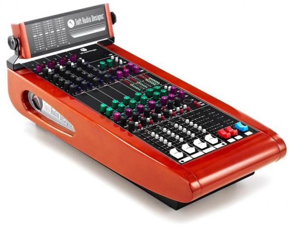 Table de mixage analogique Toft audio                     ATB-04M