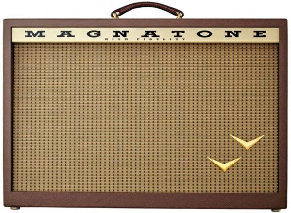 Combo ampli guitare électrique Magnatone Traditional Collection Twilighter Stereo