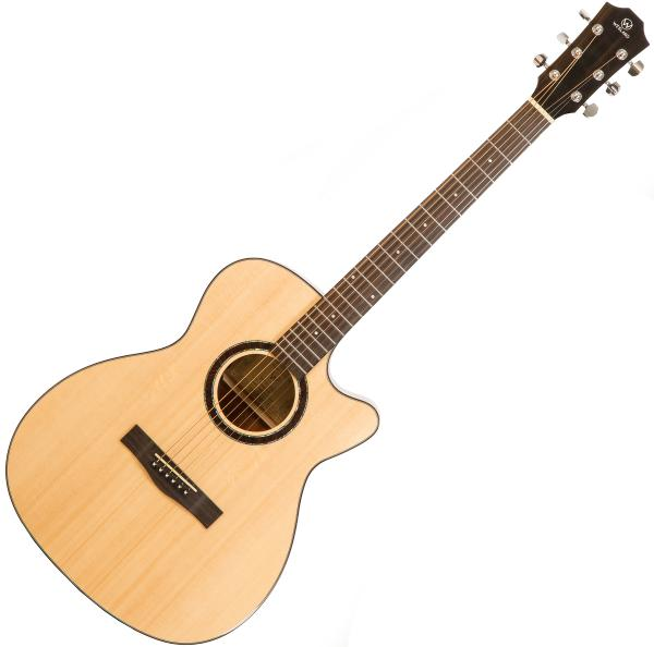 Guitare folk & electro Wesland AD1M-CE NAT - Natural