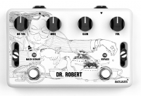 Pédale overdrive / distortion / fuzz Aclam Dr Robert