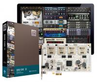 Carte son pci Universal audio UAD-2 PCIe Quad Core