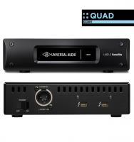 Interface audio Universal audio UAD-2 Satellite Thunderbolt QUAD Core