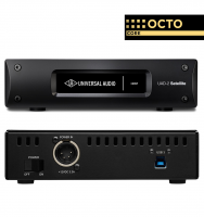 Interface audio Universal audio UAD-2 Satellite USB OCTO Core