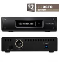 Interface audio Universal audio UAD-2 Satellite USB OCTO Custom