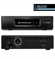 Interface audio Universal audio UAD-2 Satellite USB Quad Core