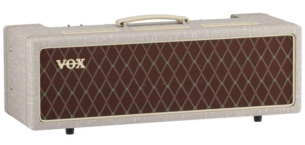 Tête ampli guitare électrique Vox AC30 Hand-Wired Head AC30HWH