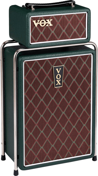 Stack ampli guitare électrique Vox Mini Superbeetle - British Racing Green
