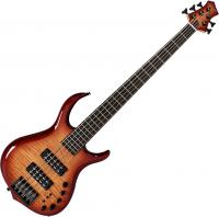 Basse électrique solid body Marcus miller M7 Alder 5ST 2nd Gen (No Bag) - brown sunburst