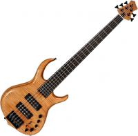 Basse électrique solid body Marcus miller M7 Swamp Ash 5ST Fretless 2nd Gen (No Bag) - natural