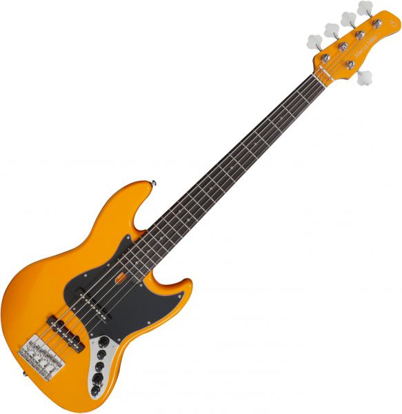 Basse électrique solid body Marcus miller V3 5ST 2nd Gen (No Bag) - Orange