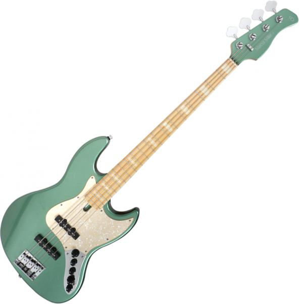 Basse électrique solid body Marcus miller V7 Swamp Ash 4ST 2nd Gen (No Bag) - Sherwood Green