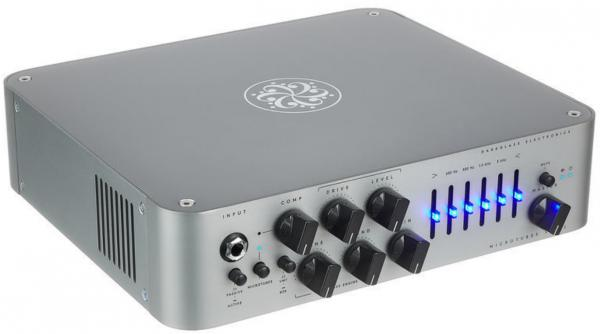 Tête ampli basse Darkglass Microtubes 900V2 Bass Head