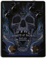 Pédale overdrive / distortion / fuzz Black arts toneworks Crown of Horns