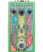 Pédale overdrive / distortion / fuzz Black arts toneworks Tres Diablos Ruidosos Distortion