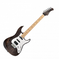 Guitare électrique solid body Bacchus Global G Studio - Brown