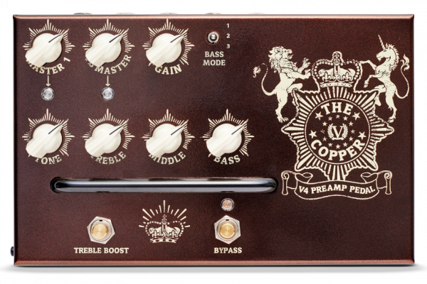 Preampli électrique Victory amplification V4 COPPER PREAMP