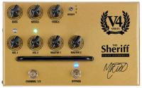 Preampli électrique Victory amplification V4 The Sheriff