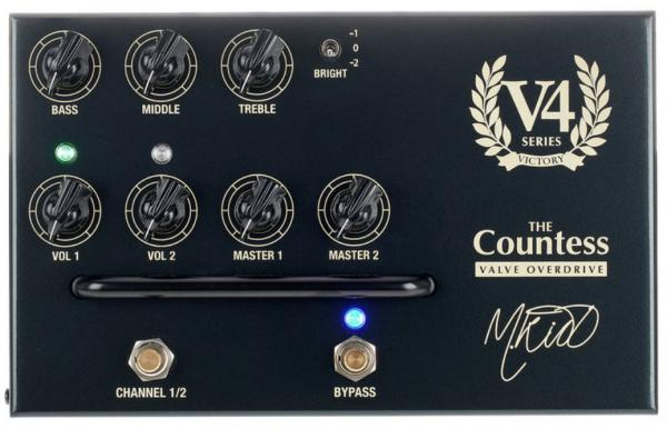 Preampli électrique Victory amplification V4 V30 The Countess