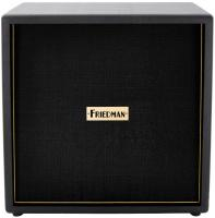 Baffle ampli guitare électrique Friedman amplification 412 Cabinet - Black