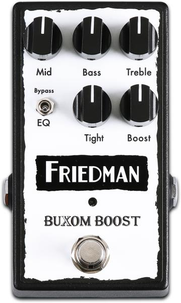 Pédale volume / boost. / expression Friedman amplification Buxom Boost