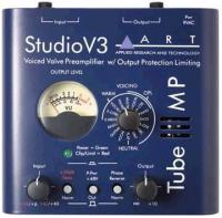 Préampli A.r.t. TUBE MP STUDIO V3