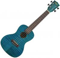 KA-CEMB Exotic Mahogany Concert +Bag - Blue