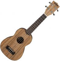 KA-PWS Pacific Walnut Soprano +bag - Natural