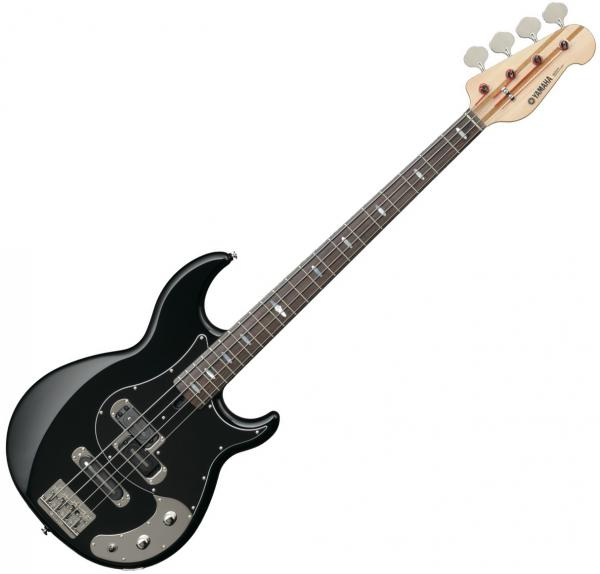 Basse électrique solid body Yamaha BB2024X - Black
