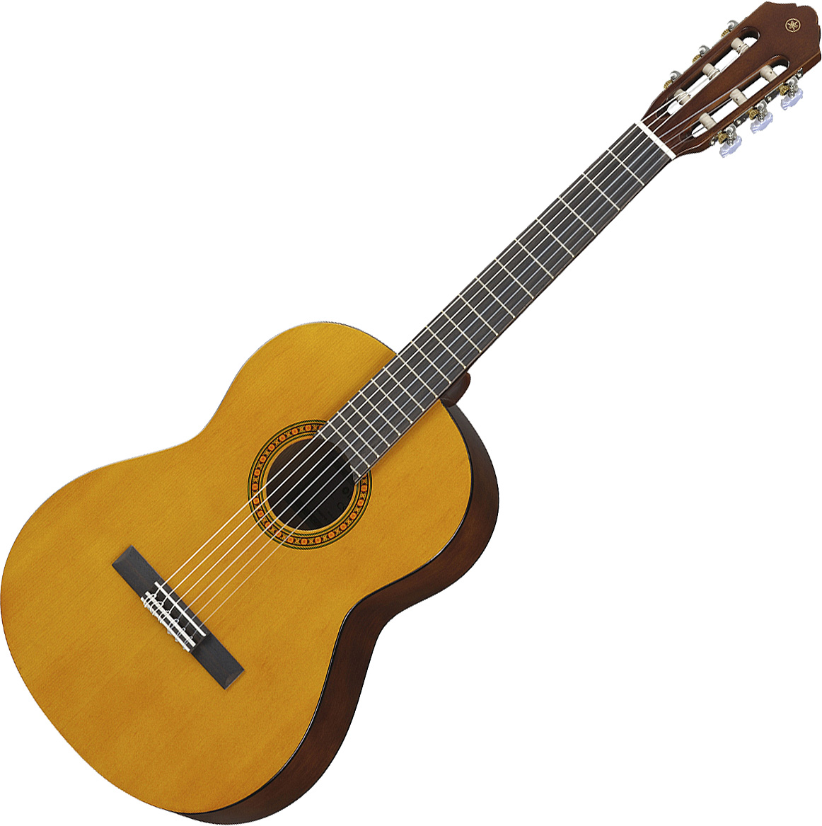 Yamaha CS40 II - natural Guitare classique format 3/4