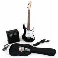Pack guitare électrique Yamaha EG112GPII pack - Black