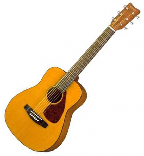 Guitare acoustique enfant  Yamaha JR1 Folk Mini 1/2 - Natural