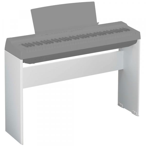 Stand & support clavier Yamaha L-121WH Pied Pour P-121 Blanc
