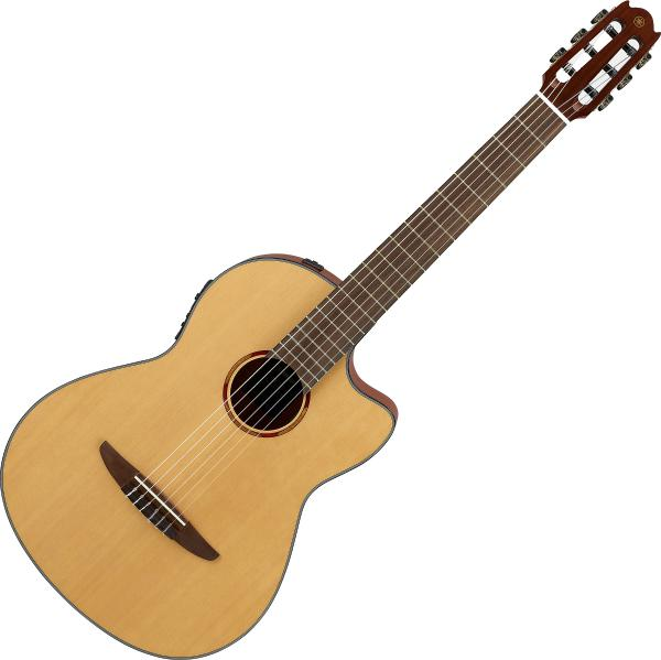 Guitare classique format 4/4 Yamaha NCX1 - Natural