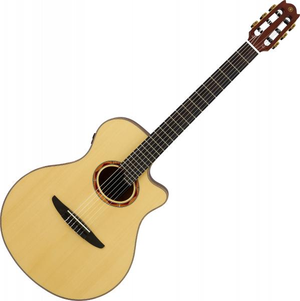 Guitare classique format 4/4 Yamaha NTX5 Japan - Natural