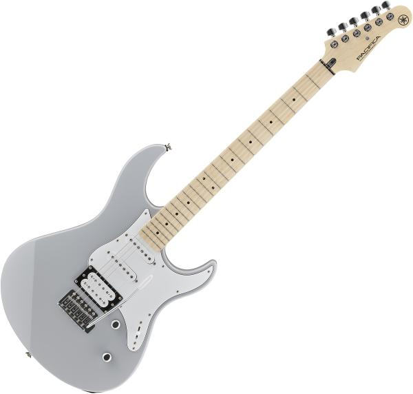 Guitare électrique solid body Yamaha Pacifica PAC112VM - Grey