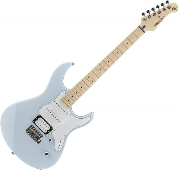 Guitare électrique solid body Yamaha Pacifica PAC112V - Ice blue