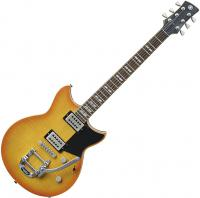 Guitare électrique solid body Yamaha Revstar RS720B - Wall fade