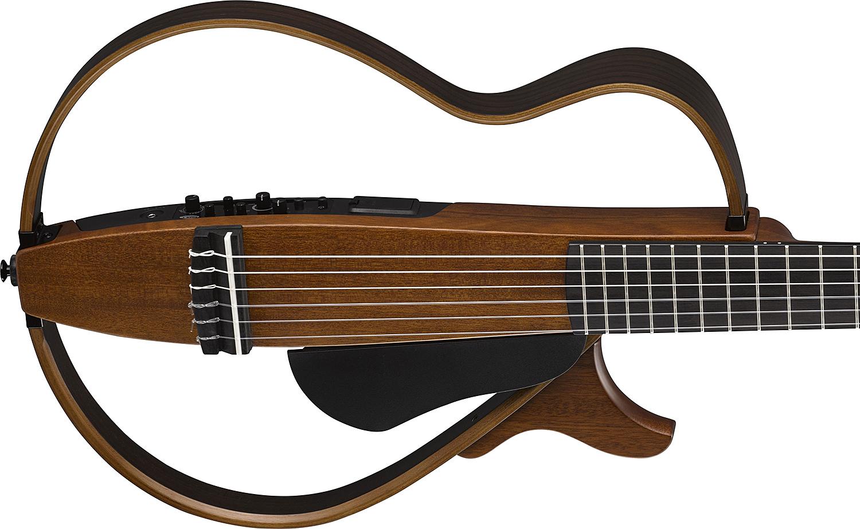 Yamaha Silent Guitar SLG200N - natural satin Guitare ...