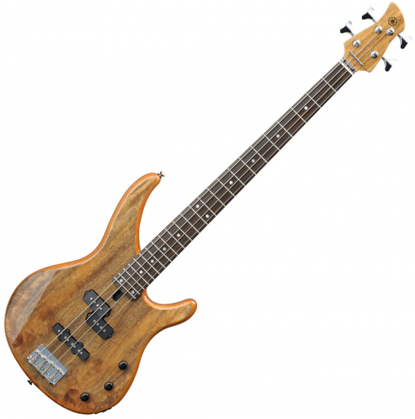 Basse électrique solid body Yamaha TRBX174EW - Natural