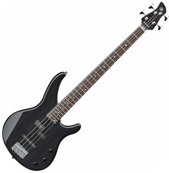 Basse électrique solid body Yamaha TRBX174EW - Translucent black