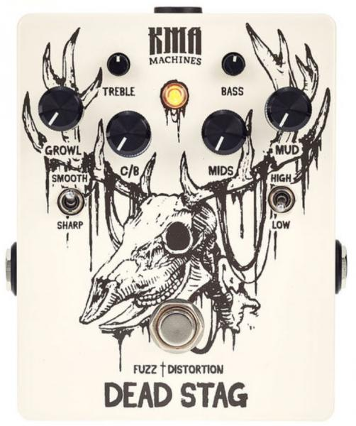 Pédale overdrive / distortion / fuzz Kma Dead Stag Fuzz Distortion