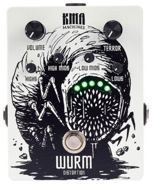 Pédale overdrive / distortion / fuzz Kma Wurm Distorsion