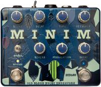 Pédale reverb / delay / echo Old blood noise Minim Reverb Delay and Reverse