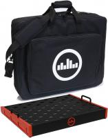 Templeboard Trio 21 + Soft Case - Temple Red