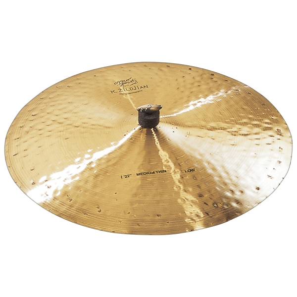 Cymbale ride Zildjian 22 K Constantinople Ride Medium Thin, Low - 22 pouces