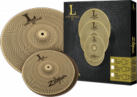 Pack cymbales Zildjian L80 Low Volume Cymbal Set LV38